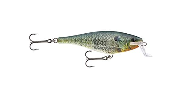 "Rapala Dives To 14 /""Live Bluegill/"""