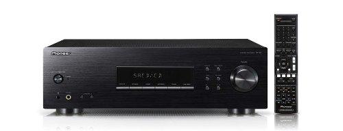 Pioneer SX-20-K Stereo-Receiver (2x 100 Watt, UKW/MW-Tuner mit RDS, Lautsprecher A/B) schwarz