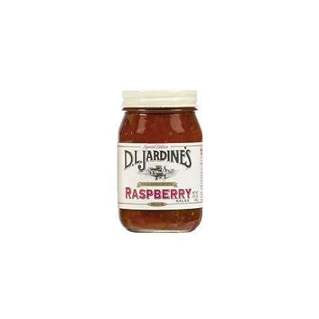 Amazon.com : DL Jardines Raspberry Salsa - Medium : Fruit Salsas : Grocery & Gourmet Food