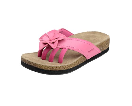 Wellrox Women's Terra-Chloe Hot Pink Casual Sandal 11 by Wellrox