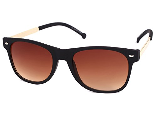 été de vintages printemps femme VIPER très cher original conv supérieure accessoire de pour de lunettes look belle Gamme unisex UV paire pas classique souple qualité 400 Haute Lunettes Marron soleil de 1208 retro V qpOFzwWOXS