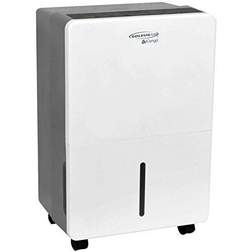 SoleusAir 70 Pint Portable Dehumidifier