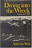 Diving into the Wreck 1971-1972, Rich, Adrienne, 0393043843