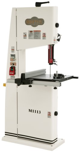 Shop Fox M1113 Wood and Metal Bandsaw