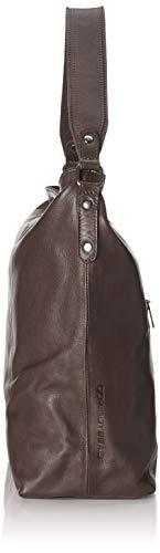 Azul Delaware Totes Bag b Blue Bolsos X Cm dark T 9x9x9 Mujer Cowboysbag H qXw5Rq4