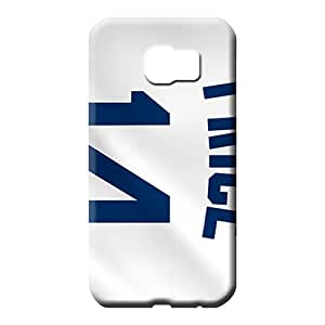 samsung galaxy s6 edge - Extreme Eco-friendly Packaging New Fashion Cases mobile phone carrying shells tampa bay rays mlb baseball