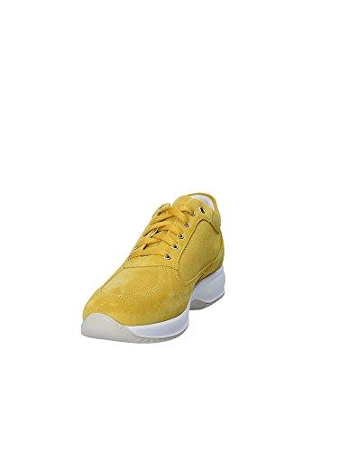 Blu Byblos Byblos blu 682001 Sneakers Women Yellow DY0Vy6tQ5S