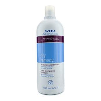 Aveda Dry Remedy Moisturizing Conditioner - For Drenches Dry, Brittle Hair (New Packaging - Salon Product) - 1000ml/33.8oz by Aveda