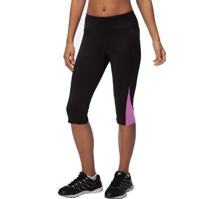 Fila Mujer Movimiento Tight Capri pantalones de Athletic