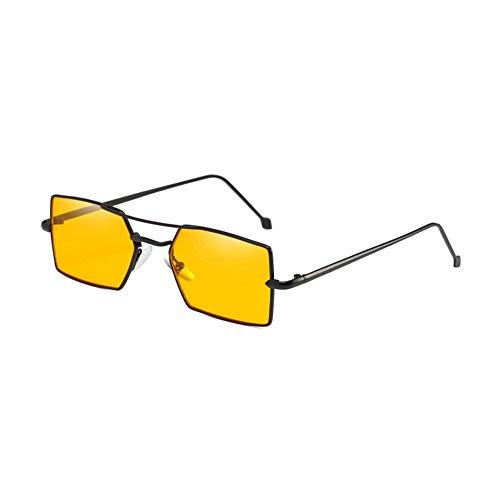 TL Hombre Gafas Femenina Océano C6 Metal de Gafas de Europa Sunglasses Universal en C7 Vintage Sol JR66290 Gafas Mujer Sol JR66290 SwrgfqS