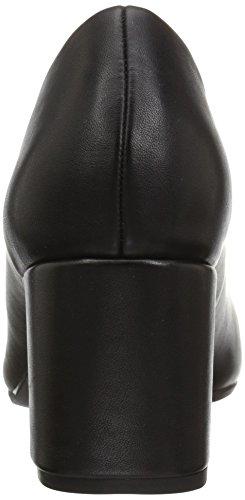 Facile Strada Delle Donne Pompa Abbigliamento Adeguato Nero