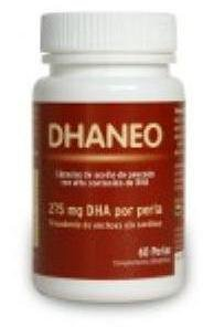 (DHA NEO - 60 softgels of pure Omega-3 highly rich in DHA, promoting HEALTHY eye and brain functions. Each 625 mg capsule is easily ingested and digested, with no fishy taste. Reccommended dose: 1 to 2 softgels a day, preferably with food)