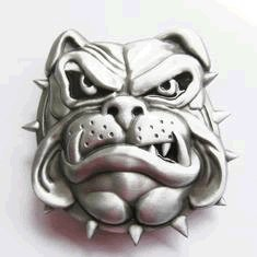 Bulldog - Boucle de ceinture  Amazon.fr  Vêtements et accessoires 16dd837de92