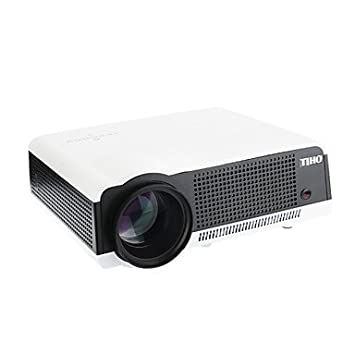 DENG TIHO - WXGA 2800 Lumens proyector con entrada HDMI TV LCD ...
