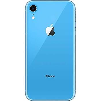 Amazon.com: Apple iPhone XR, 64GB, Blue - Fully Unlocked ...