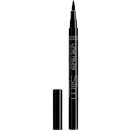 2 x Bourjois Paris Liner Feutre Liquid Slim Eyeliner Felt Pen - 16 Black ()