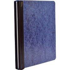 "Wholesale CASE of 10 - ACCO Expandable Pressboard Data Binders-Expandable Binder,Pressboard Cover,6"" Cap,8-1/2""x11"",Blue"