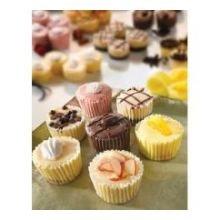 Alden Merrell Desserts Royal Miniature Cheesecake - Assortment, 1.25 Ounce -- 105 per case.