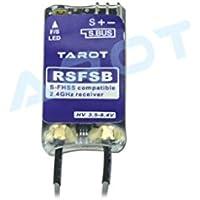 Tarot TL150F1 S.BUS 2.4G 8CH Receiver RSFSB for FUTABA S-FHSS FHSS TX T8J T10J T14SG T18SZ RC Racing Drone