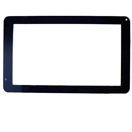 Replacement Touch Screen Glass Digitizer Panel for 9'' Inch RCA Model Rct6691w3 Tablet Pc by pcspareparts