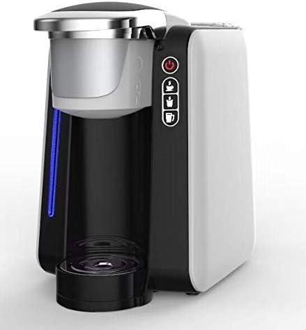 NO BRAND Máquina de café, café K-Cup Brewer, Copa Individual Cafetera, cápsula de café de la máquina, Totalmente productor automático de hogar y de Oficina Café, 1420W: Amazon.es: Hogar