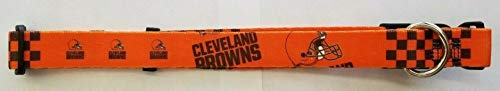 Hunter MFG Cleveland Browns Dog Collar, Extra Large ()