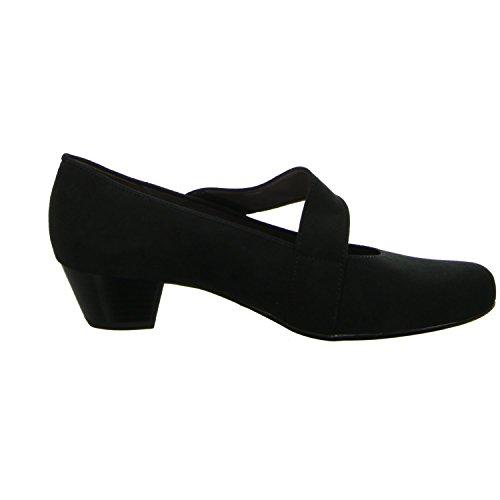 JENNY ARA Jenny Ara Womens Shoe 63615 Catania Black Schwarz (Schwarz) bZqXS