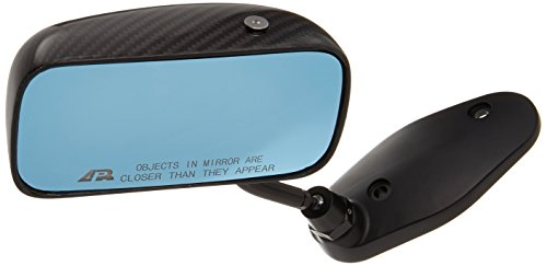 APR Performance CB-920032B Black Carbon Fiber Mirror (Formula 3)