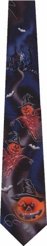 Jerry Garcia Halloween New Novelty Tie (Jerry Garcia Halloween Ties)