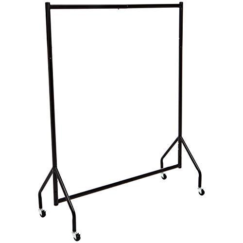 AmazonBasics Tringle résistante pour vêtements 1,21 x 1,52 m