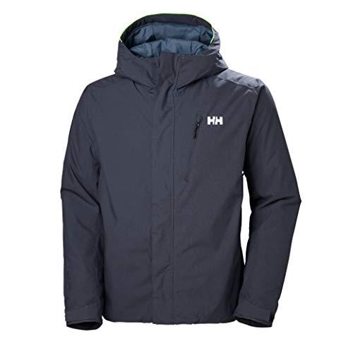 Helly Hansen Men's Trysil Jacket, Graphite Blue, XL