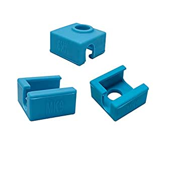 Impresora 3D Silicone Sock Bloque calentador Cubierta de silicona ...