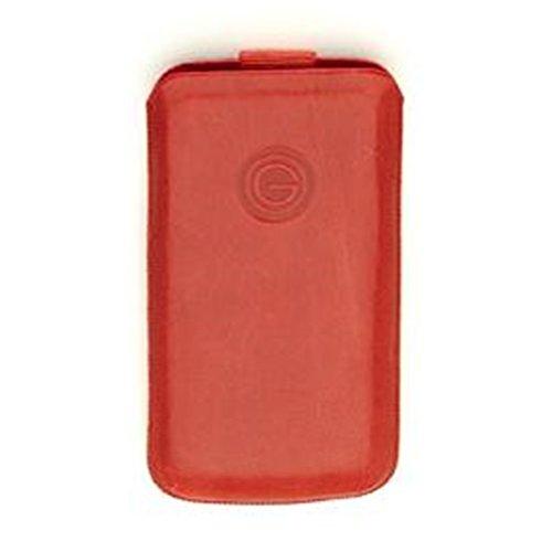 Galeli Luxury Handy Case für Apple iPhone 4 red