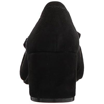 Kenneth Cole REACTION Women's Michelle Kilty Toe Block Heeled Dress Pump | Pumps