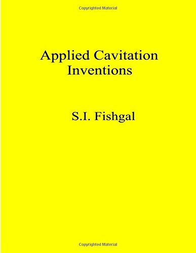 Applied Cavitation Inventions
