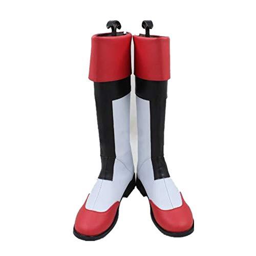 Prince Keith Halloween (Cosplay Shoes Prince Keith Boots Props Halloween Anime)
