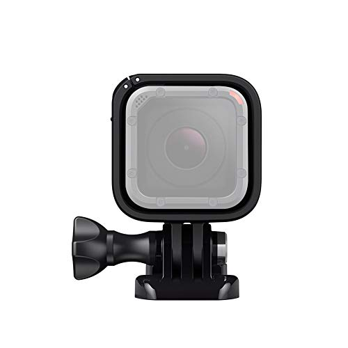 Protective Frame Standard Shell Case Accessories for GoPro Hero 4/5 Session, Black