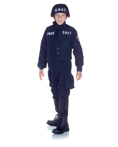 [Swat Costume Size: Small] (Swat Costumes Kid)
