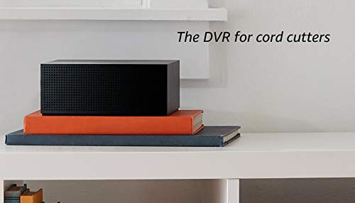Fire TV Recast, over-the-air DVR, 1 TB, 150 hours, DVR for cord cutters