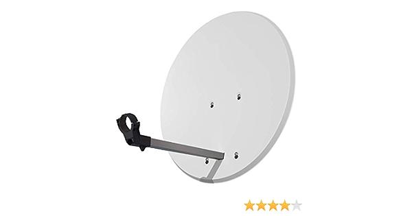 Televes 792012 - Antena parabolica off-630 g35,5db blanco ...