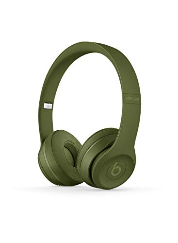 Beats Solo3 Wireless On-Ear Headphones - Neighborhood Collection - Turf Green (Beats By Dre Solo Hd For Sale)