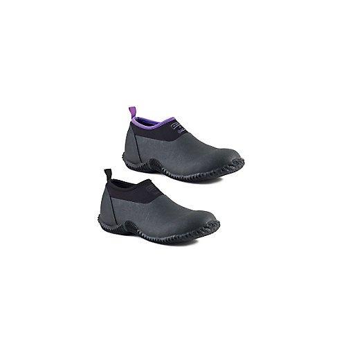Ovation Women's Mudster Barn Shoes Black 8 US