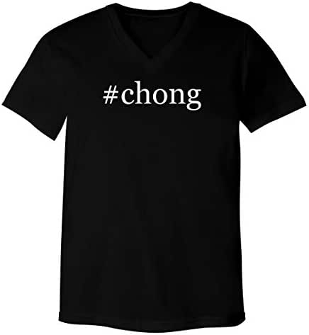 #Chong - Adult Bella Canvas 3005 Unisex V-Neck T-Shirt