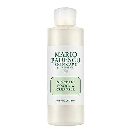 Mario Badescu Glycolic Foaming Cleanser 6 Fl Oz