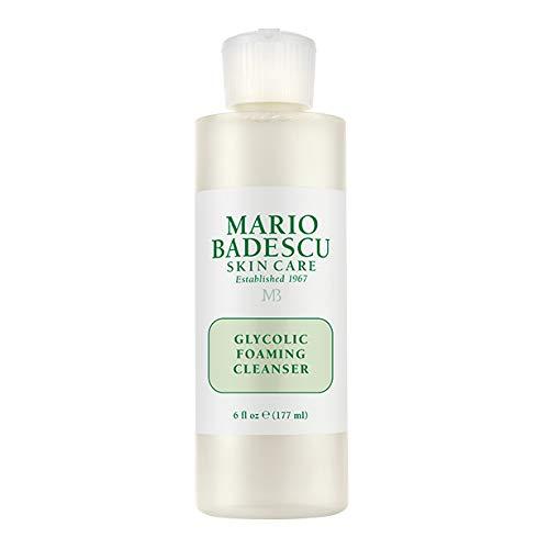 Mario Badescu Glycolic Foaming Cleanser, 6 Fl Oz