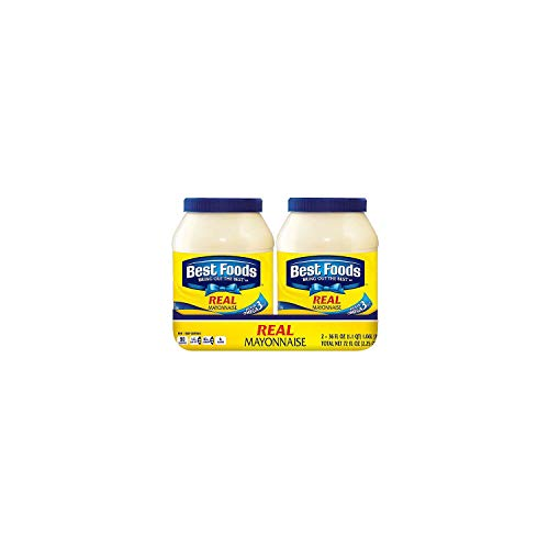 A Product of Best Foods Real Mayonnaise (36 oz., 2 pk.)