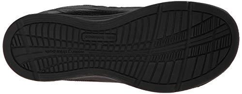 New nero Walking 4e loop Balance 9 Mw577 Uomo Us Shoe Leather Hook pSgrp1qw
