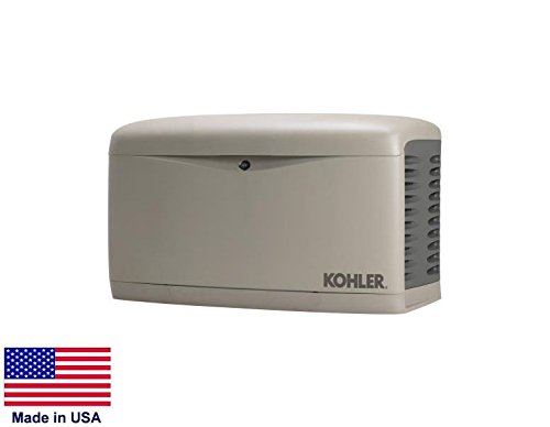 Standby Generator Kohler - Residential - 20,000 Watt, 20 kW - Ng & Lp Fired