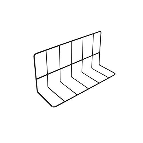 Elite Global Solutions W4612-B Wire Divider, 12