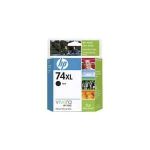 HP 74XL Print Cartridge in Foil Packaging, Office Central